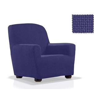 АЛЯСКА АЗУЛ Чехол на кресло от 70 до 110 см