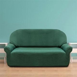 АЛЯСКА ВЕРДЕ Чехол на 3-х местный диван от 170 до 230 см