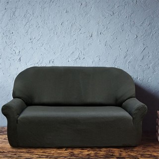 АЛЯСКА НЕГРО Чехол на 3-х местный диван от 170 до 230 см