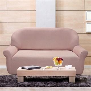 АЛЯСКА РОСА Чехол на 3-х местный диван от 170 до 230 см