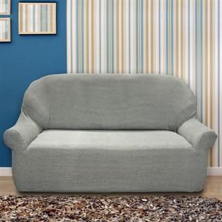 ЭЛЕГАНТ ГРИС Чехол на 3-х местный диван от 170 до 230 см