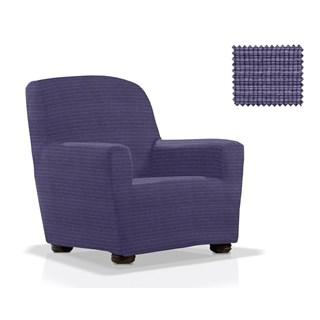 ИБИЦА АЗУЛ Чехол на кресло от 70 до 110 см
