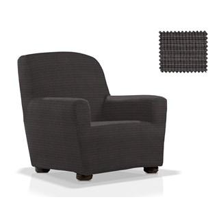 ИБИЦА ГРИС Чехол на кресло от 70 до 110 см
