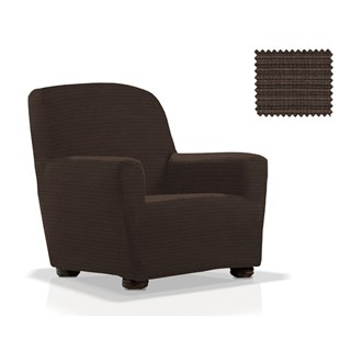 ИБИЦА НЕГРО Чехол на кресло от 70 до 110 см