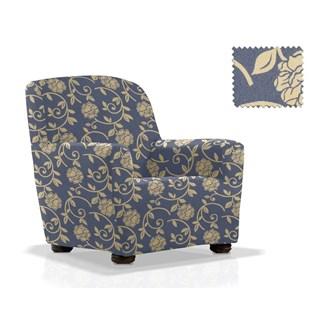 АКАПУЛЬКО АЗУЛ Чехол на кресло от 70 до 110 см
