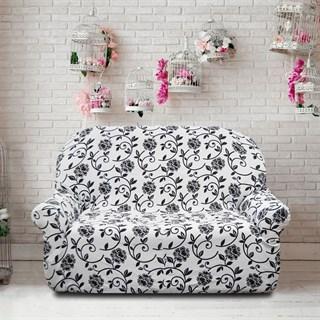 АКАПУЛЬКО БЛАНКО Чехол на 2-х местный диван от 120 до 170 см
