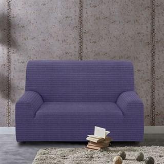ИБИЦА АЗУЛ Чехол на 2-х местный диван от 120 до 170 см
