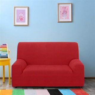 ИБИЦА РОХО Чехол на 2-х местный диван от 120 до 170 см