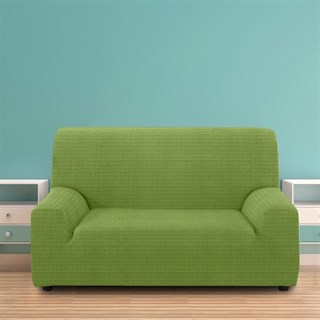 ИБИЦА ВЕРДЕ Чехол на 2-х местный диван от 120 до 170 см