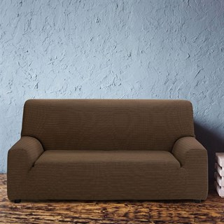 ИБИЦА МАРОН Чехол на 3-х местный диван от 170 до 230 см
