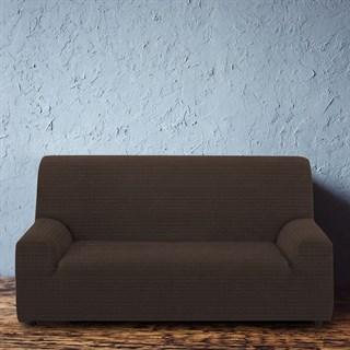ИБИЦА НЕГРО Чехол на 3-х местный диван от 170 до 230 см