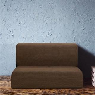 ИБИЦА МАРОН Чехол на диван без подлокотников от 160 до 210 см