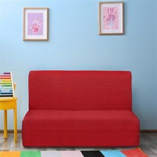 ИБИЦА РОХО Чехол на диван без подлокотников от 160 до 210 см