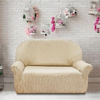 ТОСКАНА МАРФИЛ Чехол на 2-х местный диван от 120 до 170 см