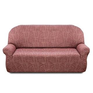МАЛЬТА РОХО Чехол на 2-х местный диван от 120 до 170 см