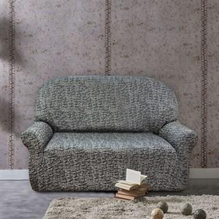 МАЛЬТА НЕГРО Чехол на 2-х местный диван от 120 до 170 см