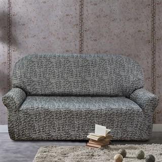 МАЛЬТА НЕГРО Чехол на 3-х местный диван от 170 до 230 см