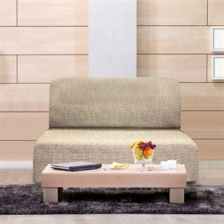 МАЛЬТА ВИСОН Чехол на диван без подлокотников от 160 до 210 см