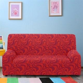 ДАНУБИО НАРАНИЯ Чехол на 3-х местный диван от 170 до 230 см