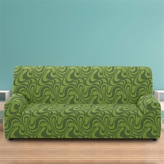 ДАНУБИО ВЕРДЕ Чехол на 4-х местный диван от 230 до 270 см