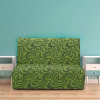 ДАНУБИО ВЕРДЕ Чехол на диван без подлокотников от 160 до 210 см