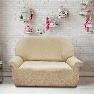 БОСТОН МАРФИЛ Чехол на 2-х местный диван от 120 до 170 см