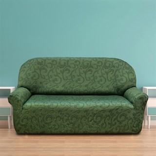 БОСТОН ВЕРДЕ Комплект чехлов на диван и 2 кресла
