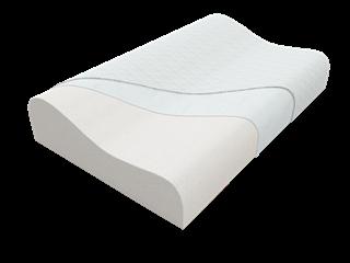 Подушка с эффектом памяти Brener Memory Embrace