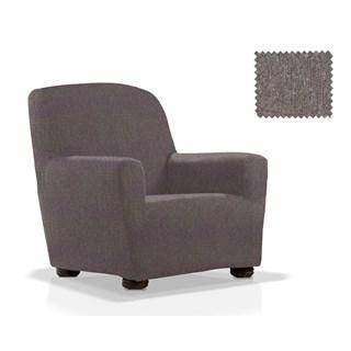 ТЕЙДЕ ГРИС Чехол на кресло от 70 до 110 см