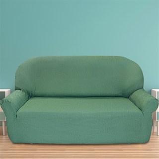 ТЕЙДЕ ВЕРДЕ Чехол на 3-х местный диван от 170 до 230 см