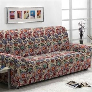 СИНГАПУР Чехол на 4-х местный диван от 230 до 270 см