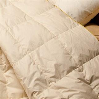 Одеяло пуховая Natures Медовый поцелуй 172х205 всесезонное