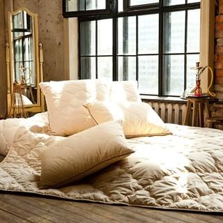 Одеяло верблюжье Natures Сон Шахерезады 200х220 всесезонное