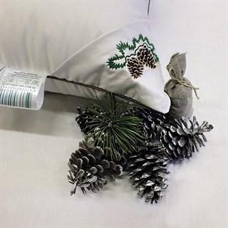 Подушка бамбуковая Natures Кедровая сила Антистресс 68х68