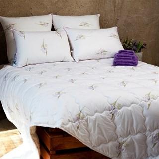 Одеяло шелковое Natures Радужный ирис 200х220 всесезонное
