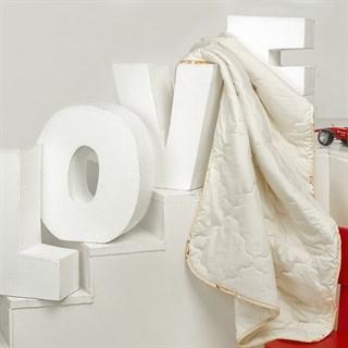 Одеяло детское Natures Нежный ангелочек 100х150 легкое