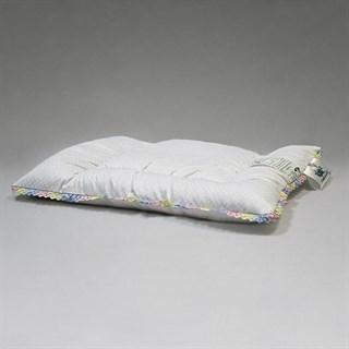 Подушка для грудничков Nature`s Бамбуковый медвежонок 40х60 низкая