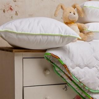 Подушка детская Natures Бамбуковый медвежонок 50х68