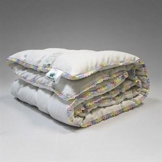 Одеяло детское Natures Бамбуковый медвежонок 110х140 всесезонное