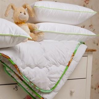 Одеяло детское Natures Бамбуковый медвежонок 100х150 легкое