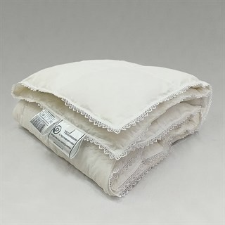 Одеяло детское пуховое Natures Пуховое облако 100х150 всесезонное