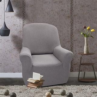 НЬЮ-ЙОРК КОРДА Чехол на кресло от 70 до 110 см