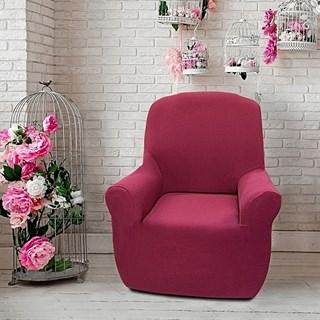 НЬЮ-ЙОРК ПРУНА Чехол на кресло от 70 до 110 см