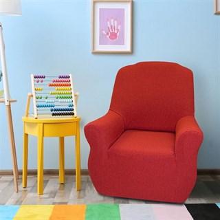 НЬЮ-ЙОРК РУБИНО Чехол на кресло от 70 до 110 см