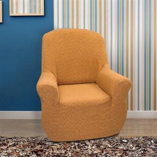 НЬЮ-ЙОРК ФЭШН СИНАП Чехол на кресло от 70 до 110 см