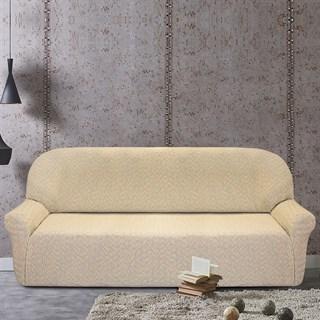 НЬЮ-ЙОРК ФЭШН САББИА Чехол на 4-х местный диван от 230 до 270 см