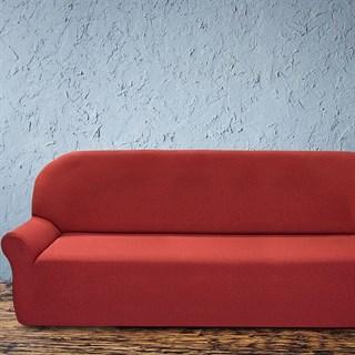 Чехол на 6-ти местный диван Нью-Йорк рубино
