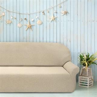 НЬЮ-ЙОРК МЕЛАНЖ Чехол на 6-ти местный диван от 460 до 580 см