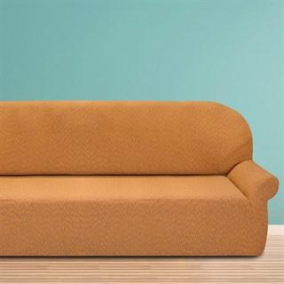 НЬЮ-ЙОРК ФЭШН СИНАП Чехол на 6-ти местный диван от 460 до 580 см