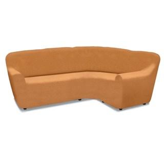 НЬЮ-ЙОРК ФЭШН СИНАП Универсальный чехол на угловой диван от 450 до 580 см